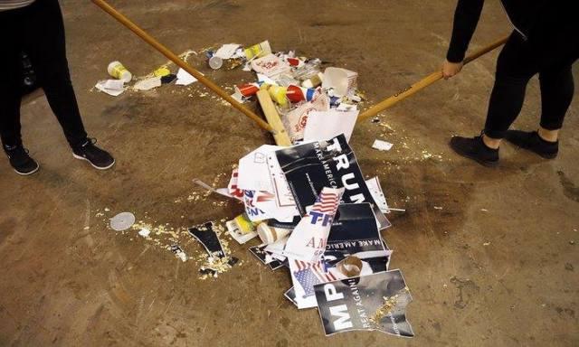 The end result. Chicago Tribune ©