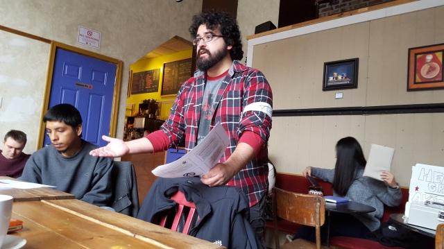 1st Chicago YPSL Meetup: Explaining Socialism