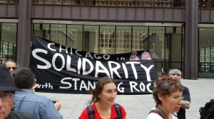 Chicago In Solidarity with Standing Rock
