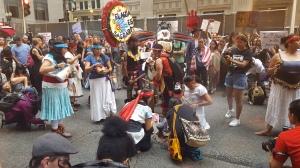 Mexica Dancers